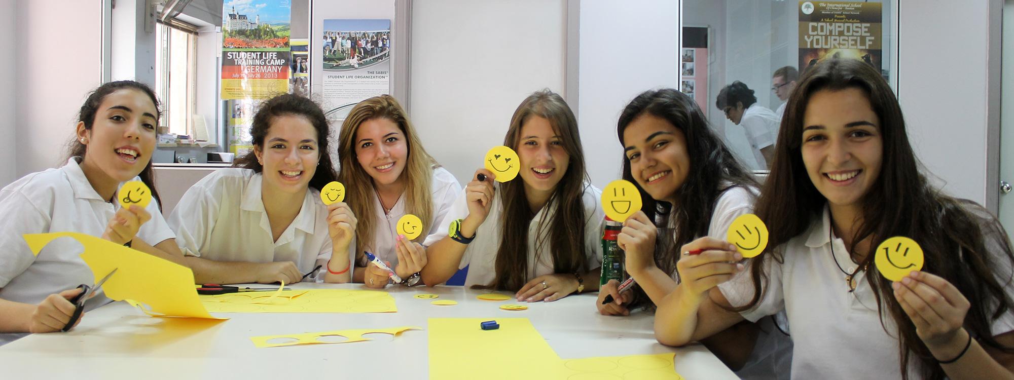 About SABIS® - The International School of Choueifat — Amman